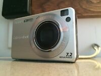 Sony Cybershot 7.2 camera