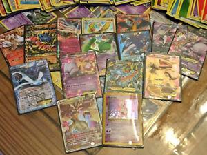 cartes de collection Pokemon