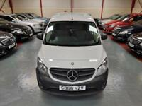2016 66 MERCEDES-BENZ CITAN 1.5 109 CDI BLUEEFFICIENCY 90 BHP DIESEL