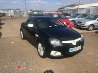 2005/55 Vauxhall/Opel Tigra 1.4i 16v a/c Sport FULL MOT HPI CLEAR
