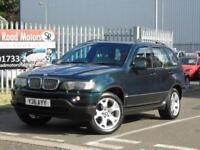null BMW X5 4.4 i Sport 5dr
