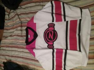 91.3 the Zone hockey jersey