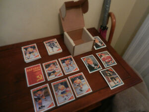 OPC Hockey Cards 1991 Insert Sets Central Red Army etc.