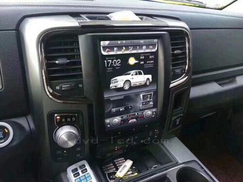 For Dodge RAM 1500 2500 3500 Car GPS Navigation Headunit Radio Stereo HD Android