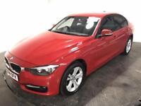 2014 64 BMW 3 SERIES 2.0 316D SPORT 4D AUTO 114 BHP DIESEL