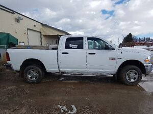2012 Dodge Power Ram 2500 HD 5.7l Pickup Truck