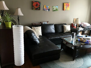 Share with 2 Bedrooms and 2 Bathrooms Furnished Condo Ave Now