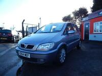 2005 Vauxhall Zafira 2.0 DTi Elegance 5dr Low mileage,7 seater,12 months mot,...