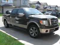 2009 Ford F-150 King Ranch Pickup Truck 6.5' Bed