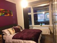 Bright and sunny double room available from December