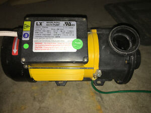 jetted tub pump 120 v