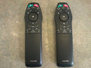 Remote for VCON Teleconferenctng Unit Model RC-FIP