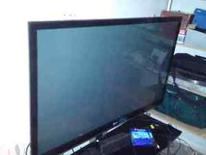 50 inch LG PLASMA TV FOR PARTS