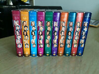 Friends The Complete Series All Seasons DVD Set 40 Discs