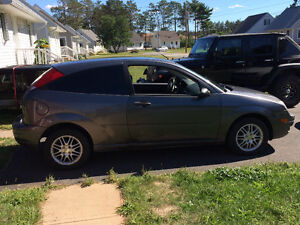 2007 Ford Focus Coupe (2 door)