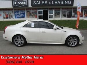 """2013 Cadillac CTS Performance Collection   AWD, NAVI, HUD, 19"""" A"""