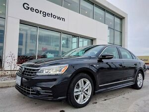 2017 Volkswagen Passat Highline 1.8T 6sp at w/ Tip