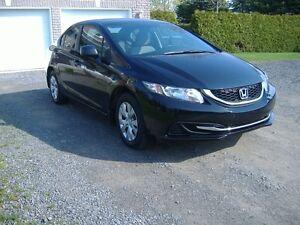 *** AUBAINE !! ** Honda Civic DX 2013 en très bonne condition !