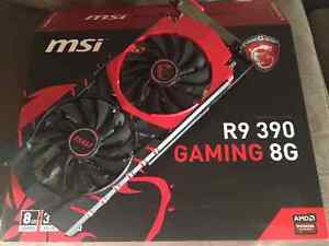 MSI R9 390 Gaming 8G Graphics Card + Free Gears of War 4 DL