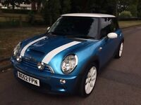 Mini Cooper S LOW MILES 67000 very nice example not golf, Focus, Corsa, fiesta, S3, Gti, ST, vxr, FR