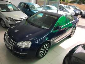 2008 Volkswagen Jetta 1.9 TDi 2keys, New MOT FSH Black Alloys