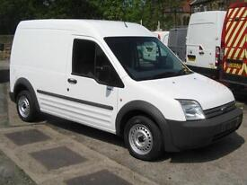 2009 FORD TRANSIT CONNECT T230 LWB High Roof 1.8 TDCi 90ps Diesel Van