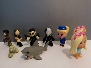 Mystery Minis - Walking Dead - Disney - Barbie - Horror - Sci-Fi