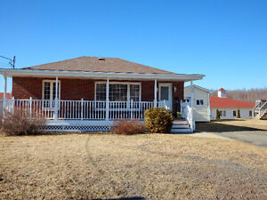 NEW PRICE! All Brick Bungalow in Moncton North