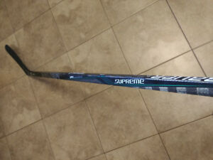 BAUER 1S RH HOCKEY STICK