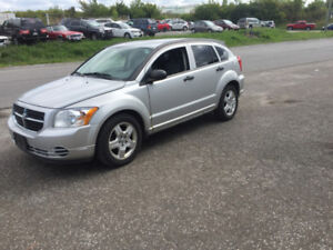 2007 dodge caliber certified and e tested