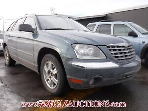2006 CHRYSLER PACIFICA LIMITED 4D UTILITY FWD