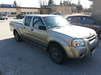 2004 Nissan Frontier V6 4X4 - LOW KM!!