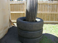 BRAND NEW P245/70/17 GENERAL TIRES