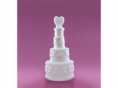 96 Piezas Bolle De Jabon Matrimonio Tarta Boda con Corazón