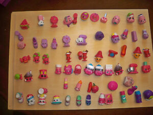 PINK AND RED SHOPKINS