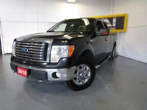 """2010 Ford F-150 4WD SuperCab 145"""",SAFETY INCL,NORTH-YORK"""