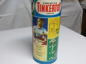 Tinkertoy - Vintage from the 80's