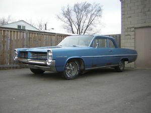64 Pontiac Post Car