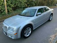 2007 CHRYSLER 300C 3.0CRD V6 AUTO / AUTOMATIC / FULLY LOADED