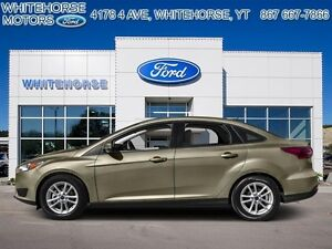 2015 Ford Focus SE   - Leather Seats - $104.24 B/W