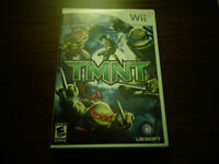TMNT Video Game for Wii GOOD CONDITION