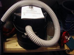 Ash Vacuum