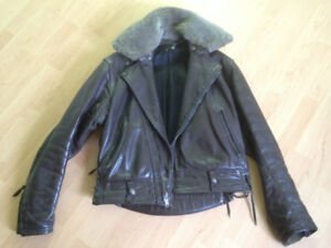 Langlitz Motorcycle Jacket