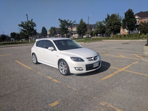 2008.5 Mazdaspeed 3 CWP