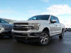 2018 Ford F-150 KING RANCH 3.0L V6 DIESEL 601A BLOWOUT SALE!