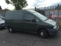 Swap or sell Citroen dispatch 1.9 van may mot