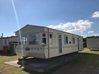 Bargain Static Caravan in Cumbria, Double Glazed & Central Heated