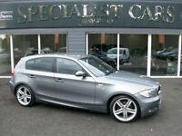 BMW 116 2.0 2009MY i M Sport