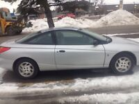 2002 Saturn ion three door