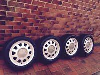 "15"" Audi US Spec Alloys"